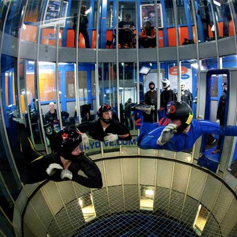 Indoor Skydiven Roosendaal