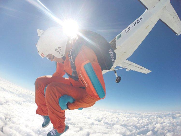 7 daagse vakantie - Skydive Vakantie AFF - Mimizan Frankrijk