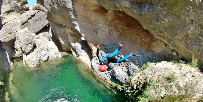 Canyoning Salou
