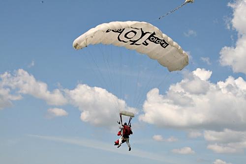 Skydive Zeeland