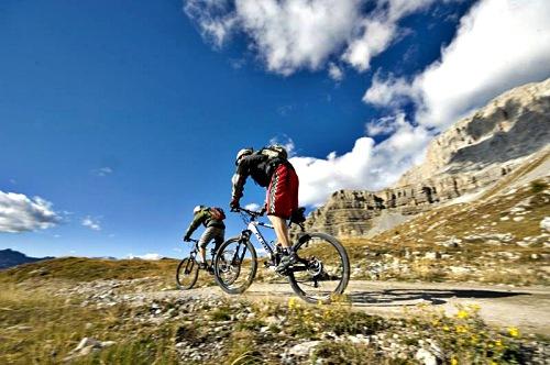 Enduro MTB Val di Sol Trentino Italie