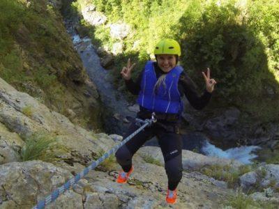 Kroatie-canyoning