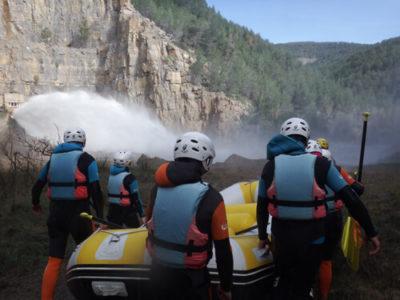 Rafting Montanejos Valencia