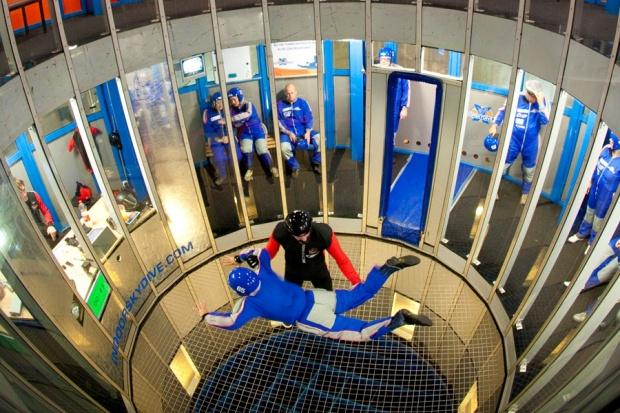 Indoor Skydiven Roosendaal - AdventureTickets.nl