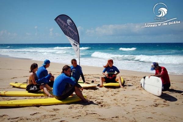 1 dag Surfles Morro Jable Fuerteventura