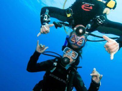 PADI Scuba Diver duikcursus Gran Canaria