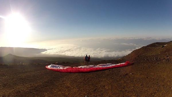 Paragliden tandemvlucht Adeje Tenerife