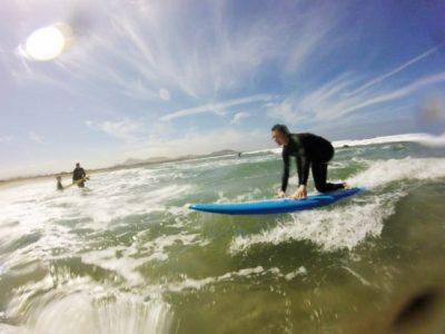 3 dagen Surfles Lanzarote