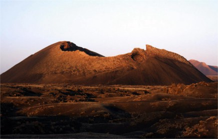 Hike Fire Route Lanzarote