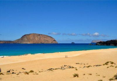 6 uur hiken La Graciosa Lanzarote