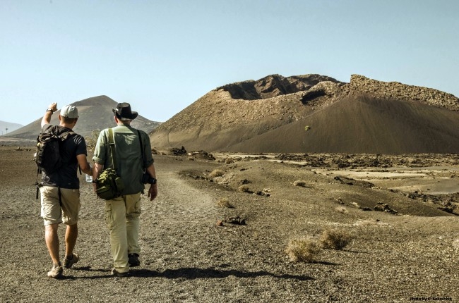 5 uur hiken Fire Route Lanzarote