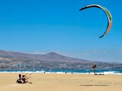 3 dagen IKO kitesurfles Gran Canaria