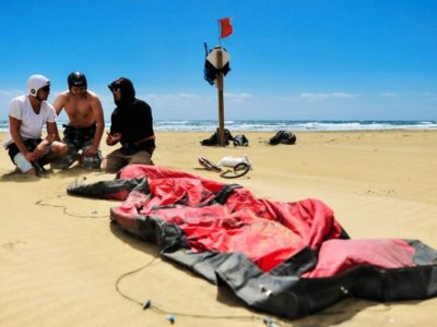 5 dagen IKO kitesurfles Gran Canaria
