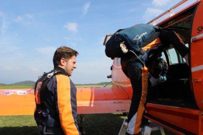 Skydive Praag Ivar Bos