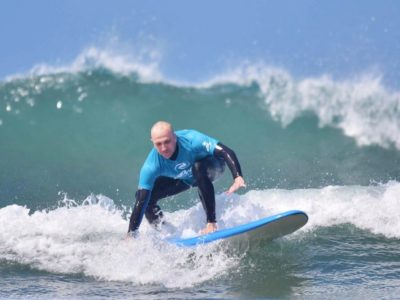 5 dagen Surfles Gran Canaria