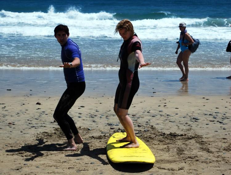 1 dag Surfles Gran Canaria