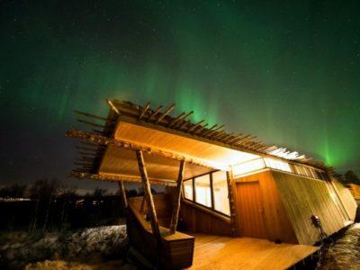 4 uur Noorderlicht Expeditie Tromsø Noorwegen