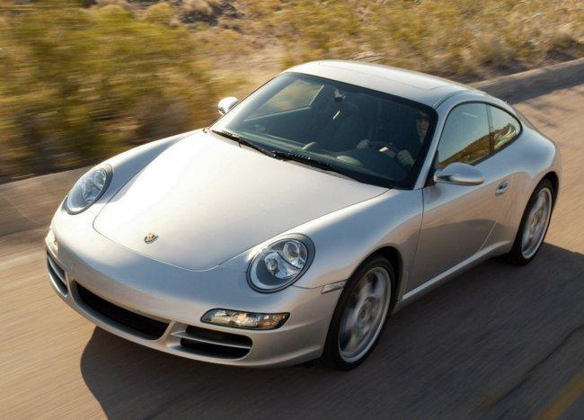 Porsche 911 rijden Almere Nederland