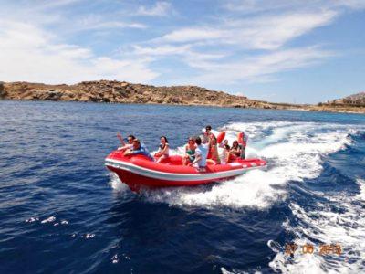Vrij duiken PADI Mykonos