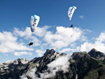 Paragliden Tandemvlucht Werfenweng