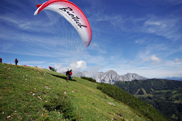 Paragliden Adventuretickets Nl