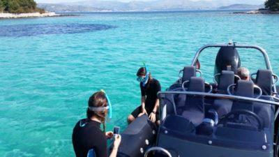 6 eilanden Tocht Split Kroatië