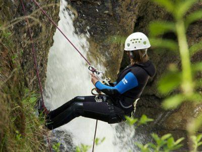 Basic Canyoning Allgäu Duitsland
