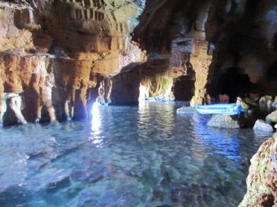 halve dag wandeltour incl. lunch en bezoek grot Alicante Spanje