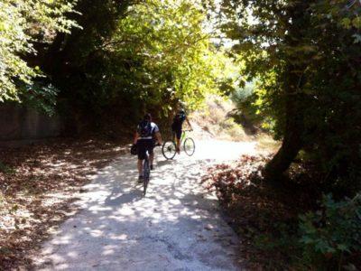 Mountainbike Mochos - Krasi Tocht Kreta