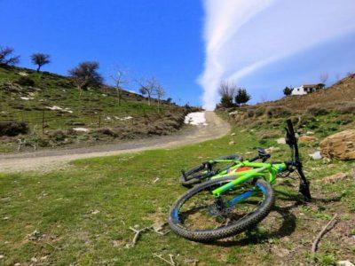 Mountainbike Lasithi Plateau Tocht Kreta