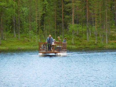 5 dagen vlot varen Dalarna Zweden