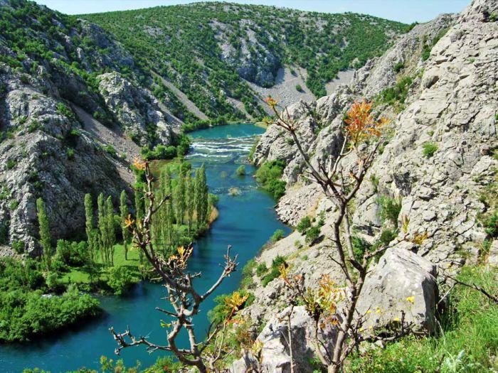 8 daagse vakantie - Multisport - Skradin Kroatië