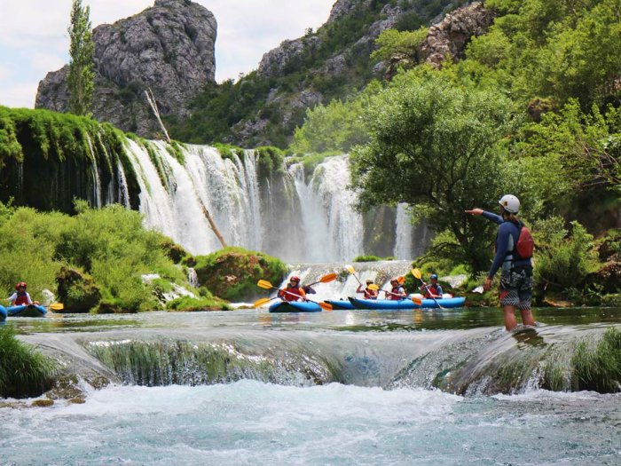 8 daagse vakantie - Multisport - Novigrad Kroatië
