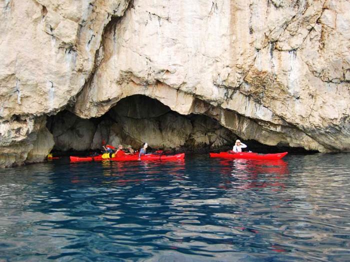 8 daagse vakantie - Zeekajakken Avontuur - Skradin Kroatië