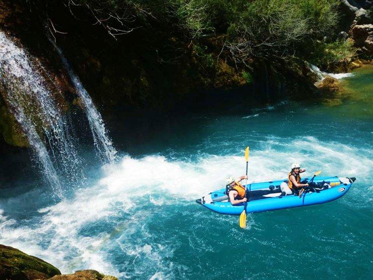 8 daagse vakantie - Kajakken & Hiken - Starigrad Paklenica Kroatië