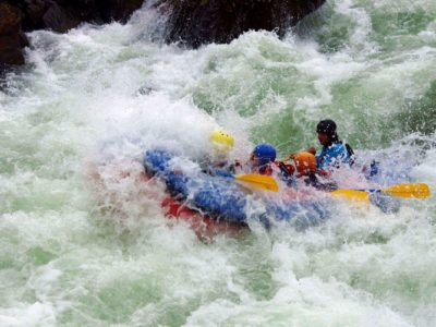 3 uur Advanced Rafting Tocht Dagali Geilo Noorwegen