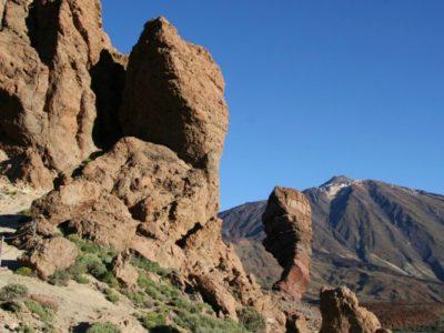 El Teide beklimming Tenerife Spanje