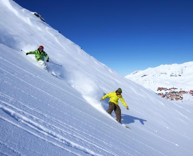 7 daagse wintersportvakantie volpension UCPA Val Thorens Frankrijk