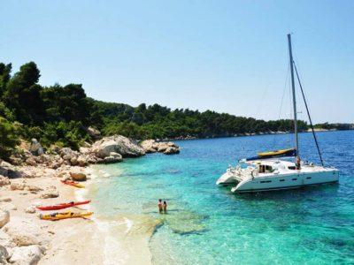 5 daagse catamaran zeilexpeditie Dubrovnik Kroatië