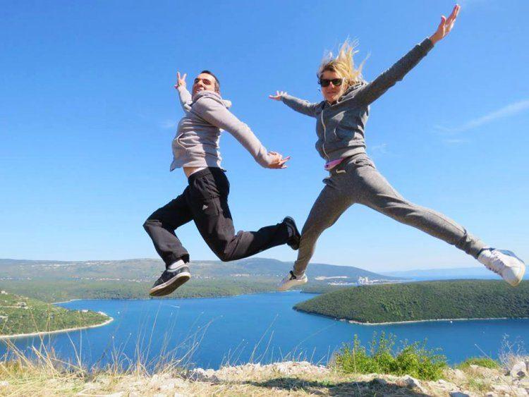 5 uur quad rijden Barban Istrië Kroatië