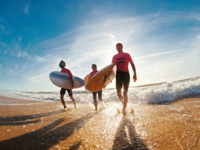 7 daagse all inclusive surf vakantie UCPA Lacanau Frankrijk