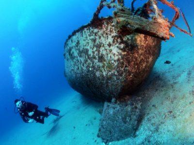 PADI Open Water duikcursus Tenerife Spanje