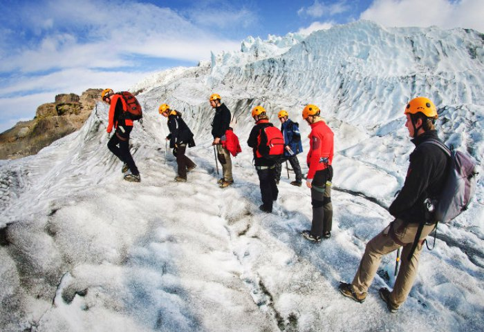 3 daagse Jokulsarlon, Golden Circle en Ice Caving tocht Reykjavik IJsland