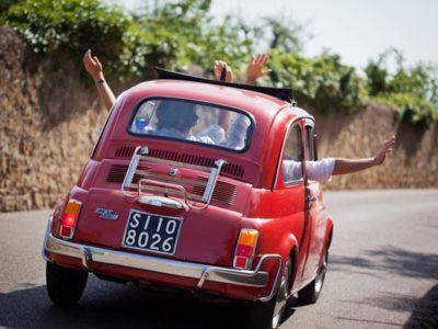 4 uur vintage Fiat 500 excursie Florence Toscane Italië5