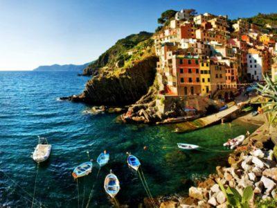 1 dag hiken Cinque Terre Toscane Italië