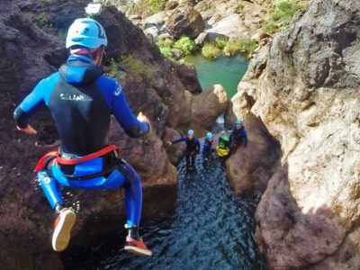 canyoning Gran Canaria Spanje