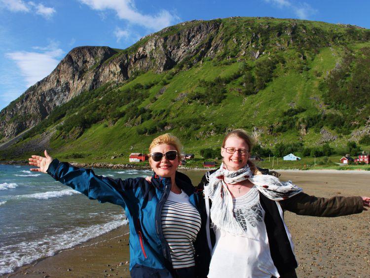 fjord excursie Tromsø Noorwegen