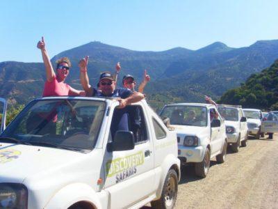 jeep excursie Kreta Griekenland