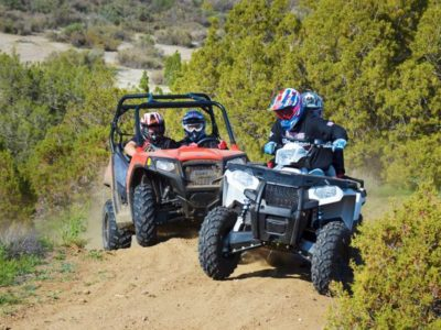 quad excursie Kreta Griekenland