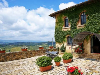 1 dag excursie door Chianti met wijn en eten Toscane Italië